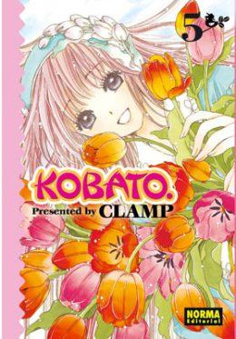 Kobato manga tomo 5