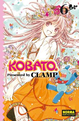 Kobato manga tomo 6