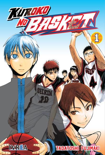 Kuroko No Basket Manga Tomo 1