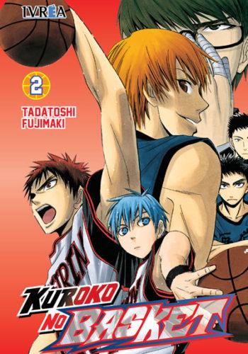 Manga Kuroko No Basket tomo 02