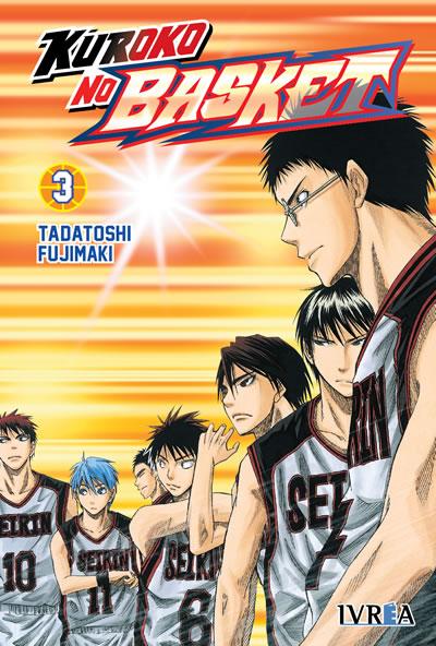 Kuroko No Basket Manga Tomo 3