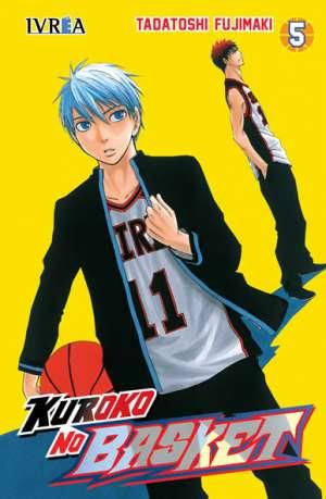 Kuroko No Basket Manga Tomo 5