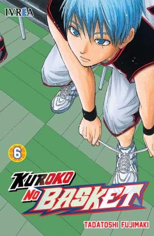 Kuroko No Basket Manga Tomo 6
