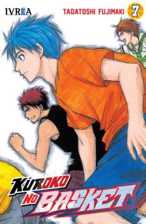 Kuroko No Basket Manga Tomo 7
