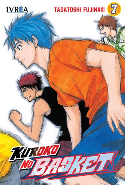 Manga Kuroko No Basket tomo 07