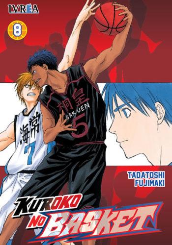 Kuroko No Basket Manga Tomo 8