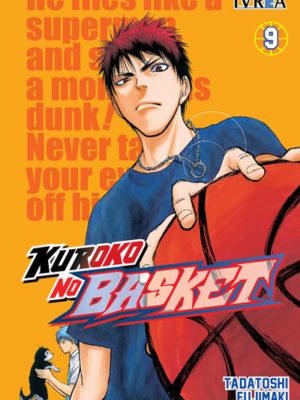 Manga Kuroko No Basket tomo 09