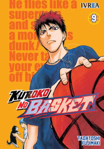 Kuroko No Basket Manga Tomo 9