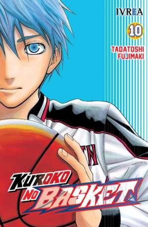 Kuroko No Basket Manga Tomo 10