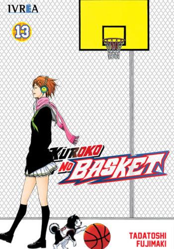 Manga Kuroko No Basket tomo 13