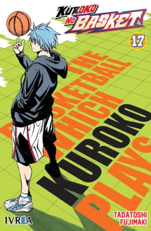 Manga Kuroko No Basket tomo 17