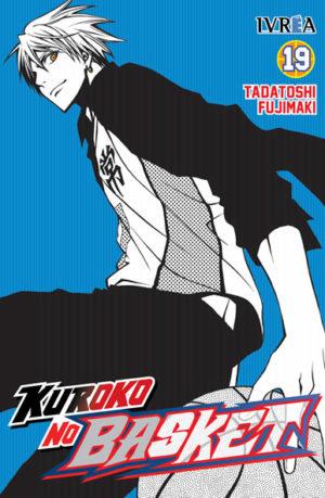 Manga Kuroko No Basket tomo 19