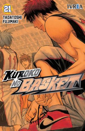 Manga Kuroko No Basket tomo 21