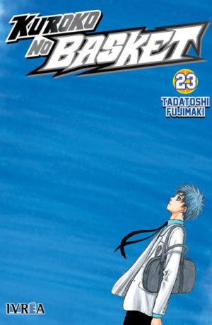 Manga Kuroko No Basket tomo 23