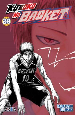 Manga Kuroko No Basket tomo 28