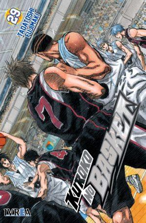 Manga Kuroko No Basket tomo 29