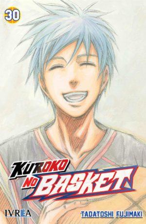 Manga Kuroko No Basket tomo 30