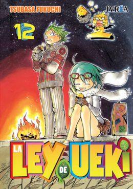 La Ley De Ueki Manga Tomo 12