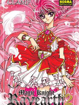Magic Knight Rayearth 2 manga 01
