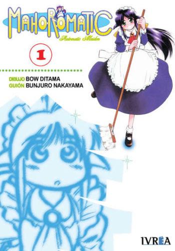 Manga Mahoromatic 01