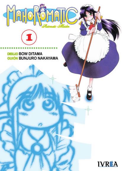 manga-mahoromatic-tomo-01