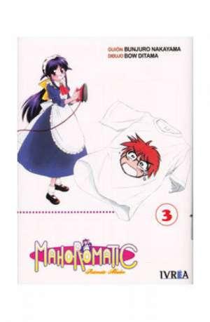 Mahoromatic Manga Tomo 3