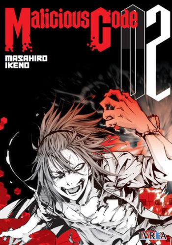 Malicious Code Manga Tomo 2