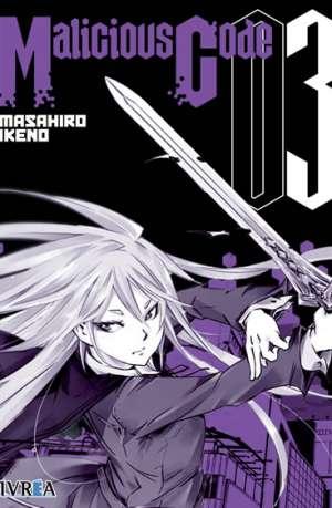 Malicious Code Manga Tomo 3