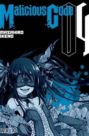 Malicious Code Manga Tomo 4