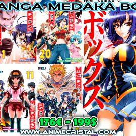 Mangas Medaka Box