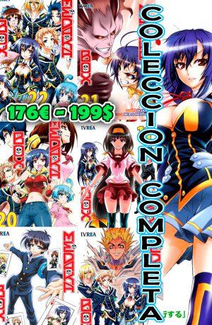 Manga Medaka Box Coleccion Completa