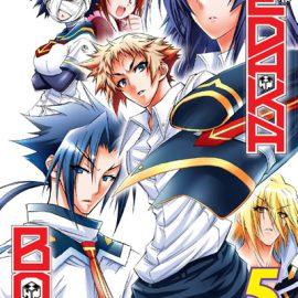 Manga Medaka Box 05