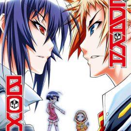Manga Medaka Box 06