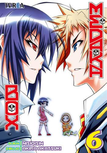 Medaka Box Manga Tomo 6