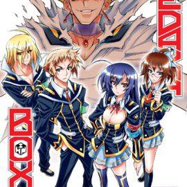 Manga Medaka Box 07