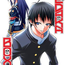 Manga Medaka Box 08