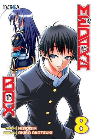 Medaka Box Manga Tomo 8