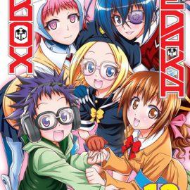 Manga Medaka Box 12