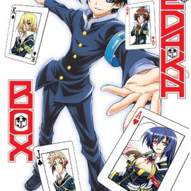Manga Medaka Box 13