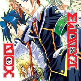 Manga Medaka Box 14