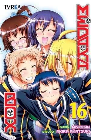 Manga Medaka Box Tomo 16