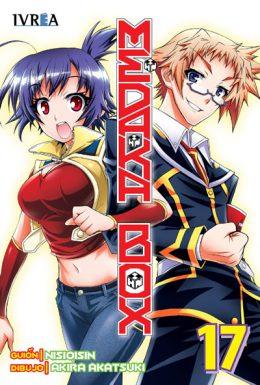 Medaka Box Manga Tomo 17