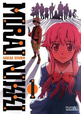 Mirai Nikki Manga Tomo 1