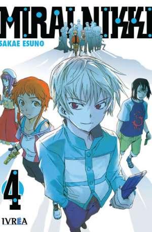 Mirai Nikki Manga Tomo 4