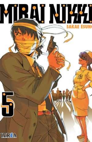 Mirai Nikki Manga Tomo 5