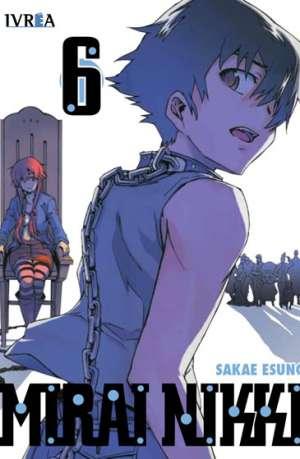 Mirai Nikki Manga Tomo 6