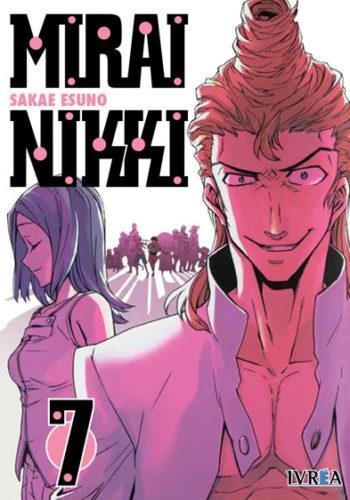 Mirai Nikki Manga Tomo 7