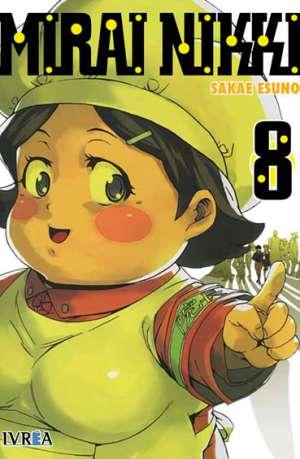 Mirai Nikki Manga Tomo 8
