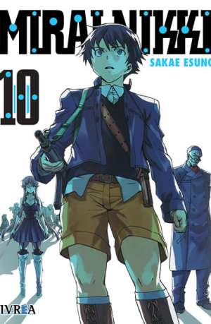 Mirai Nikki Manga Tomo 10