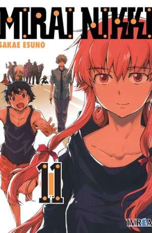 Mirai Nikki Manga Tomo 11